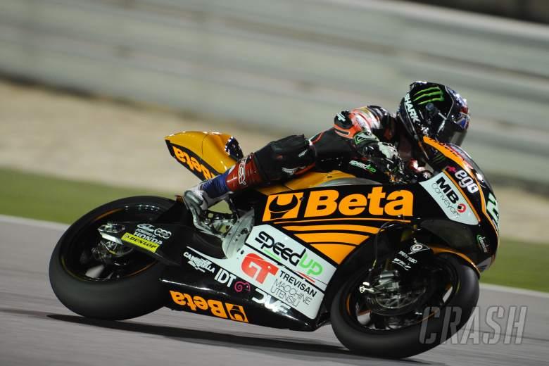 Sam Lowes, Qatar Moto2 2014
