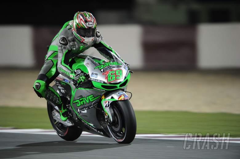 Hayden, Qatar MotoGP 2014