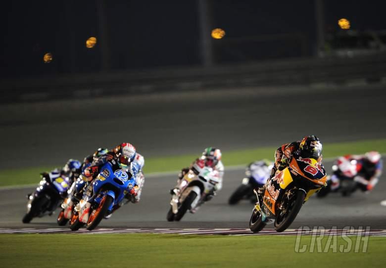 Miller, Qatar Moto3 Race 2014