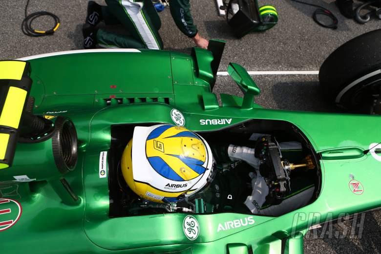 30.03.2014 - Race, Marcus Ericsson (SUE) Caterham F1 Team CT-04