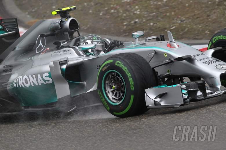 ,  - 19.04.2014- Qualifying, Nico Rosberg (GER) Mercedes AMG F1 W05