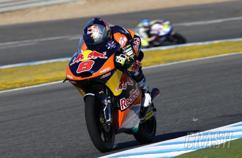 Miller Moto3, Spanish MotoGP 2014