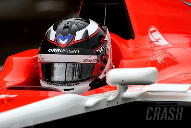 Chilton fastest on opening day in Spain