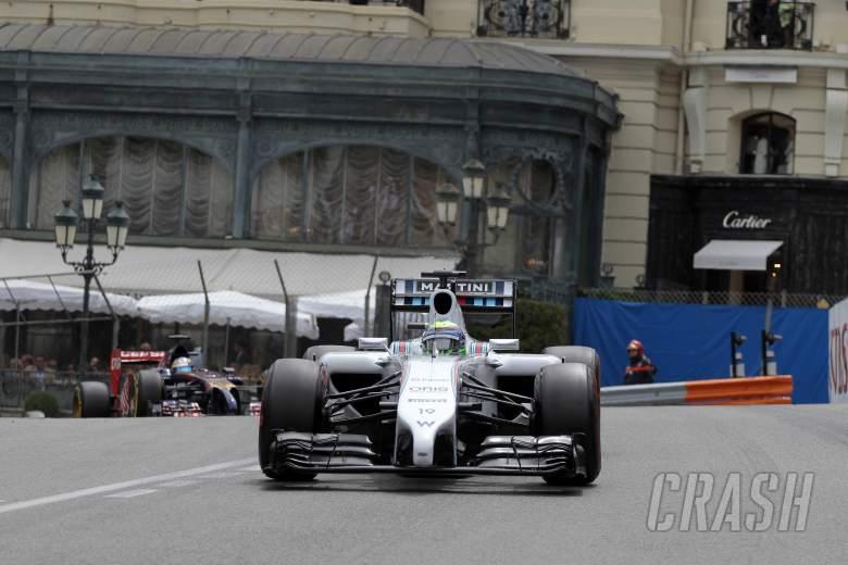 Massa enjoys change in fortune