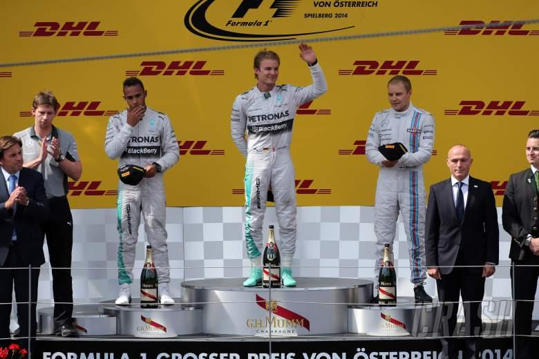 F1 Driver quotes - Sunday, Austrian Grand Prix