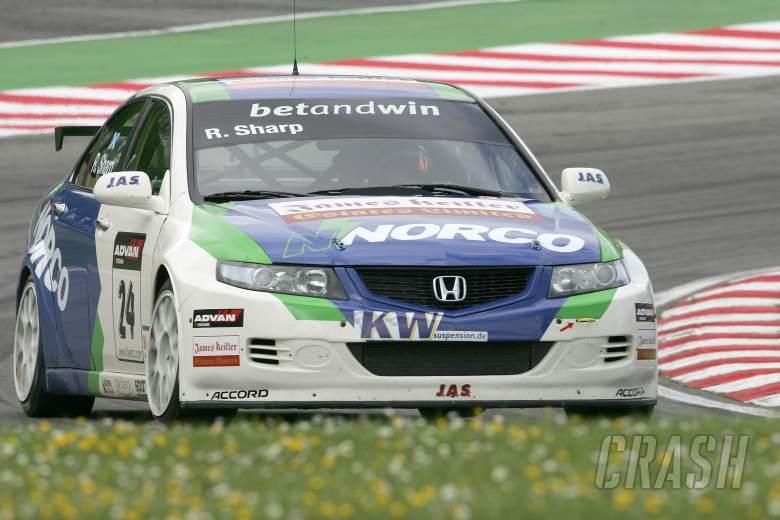 Ryan Sharp - Honda Accord Euro R