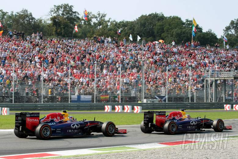 Horner: No team orders at Red Bull