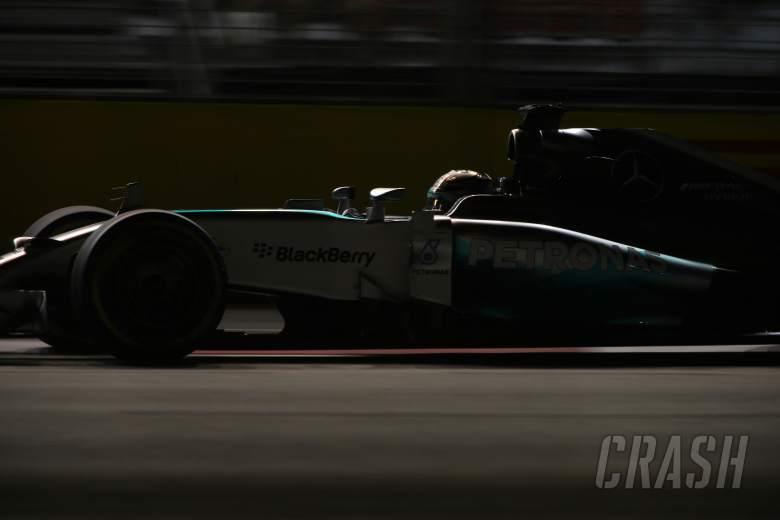 Singapore Grand Prix - Qualifying results