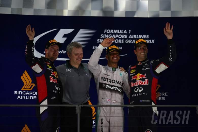 Singapore Grand Prix - Post-race press conference