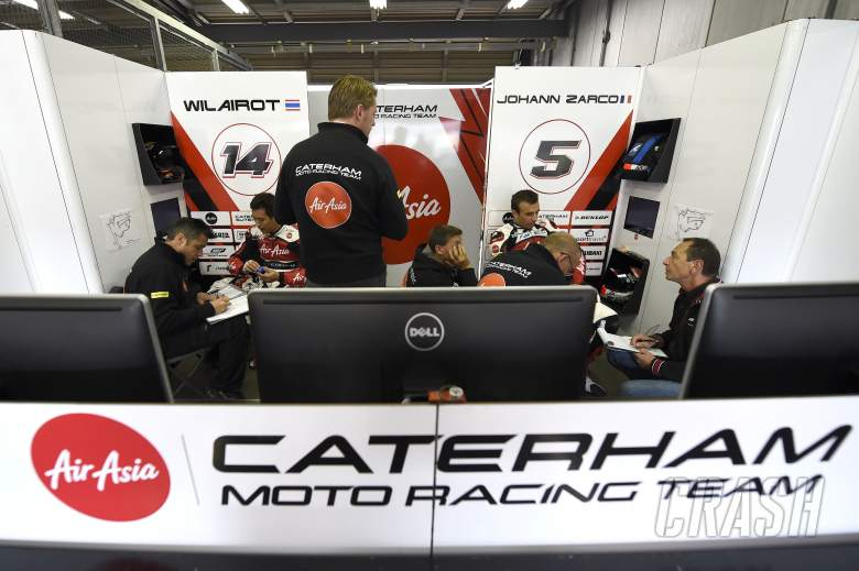 Caterham becomes SIC Moto3 entry?