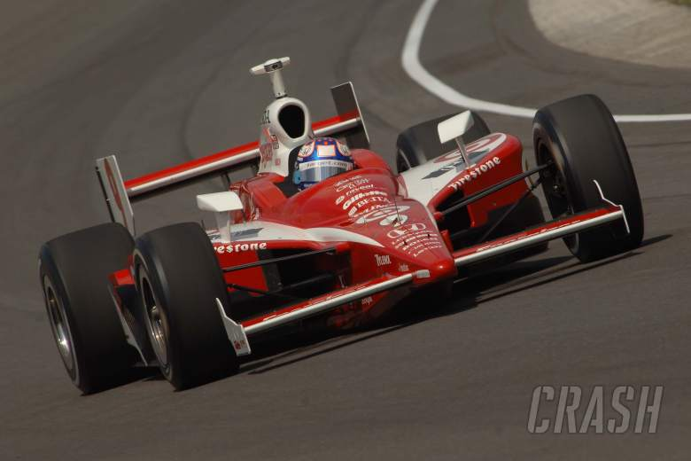 , - Indy 500 May 28, 2006. Indianapolis, In. Scott Dixon.