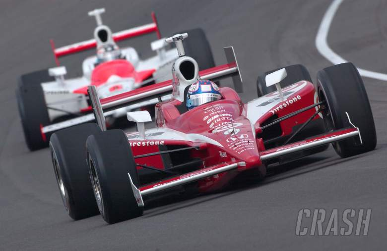 Indy 500 May 28, 2006. Indianapolis, In. scott dixon.