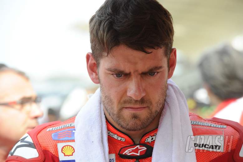 EXCLUSIVE: Crutchlow talks 2014 ahead of Ducati exit