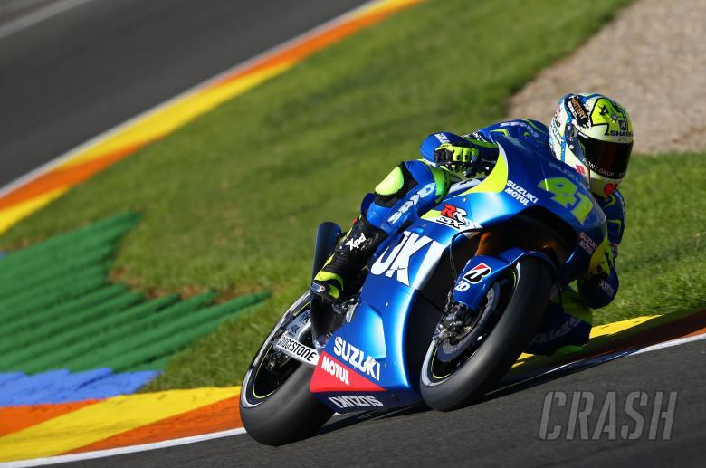 PICS: Espargaro, Vinales make Suzuki debut