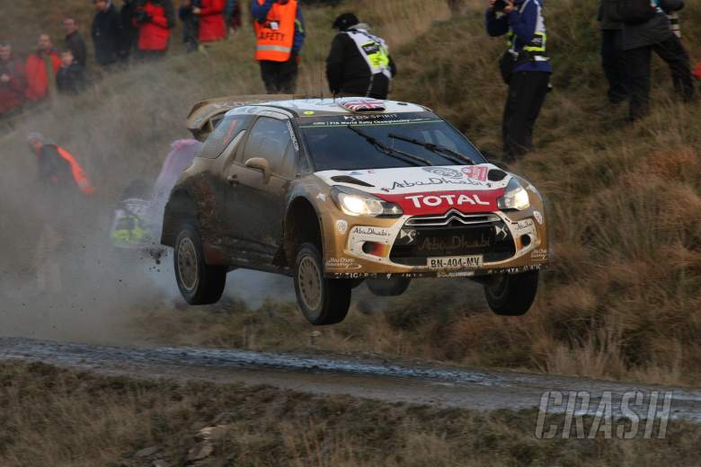 Wales Rally GB: Event timetable