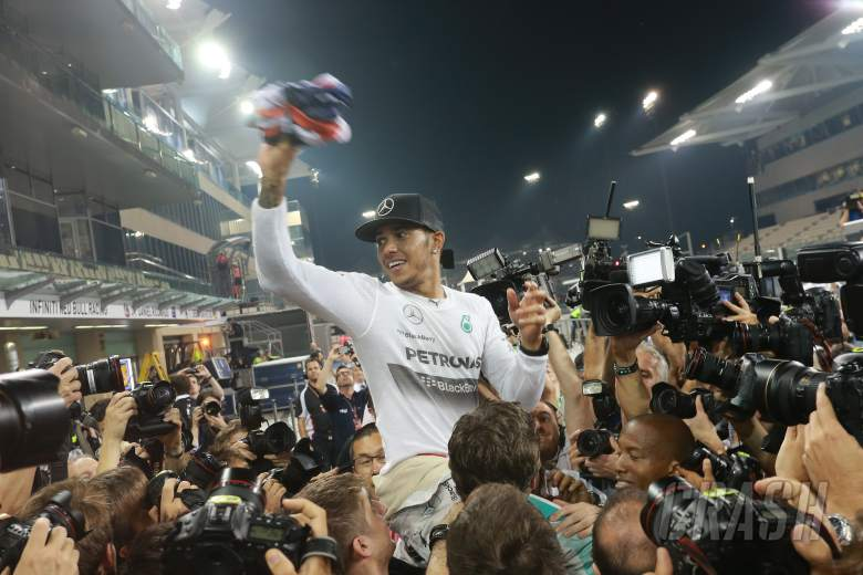Hamilton: I don't want it easy