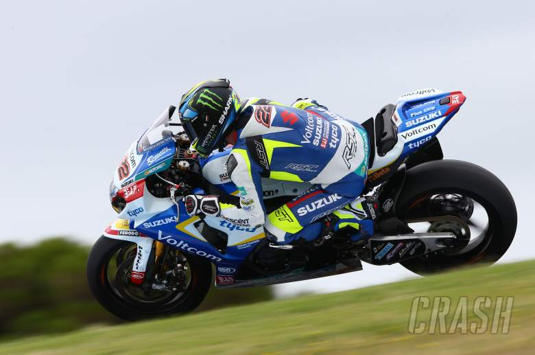 Test topper Lowes says he can go faster