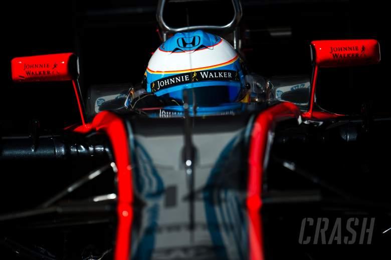 Alonso to get simulator run ahead of Malaysian GP