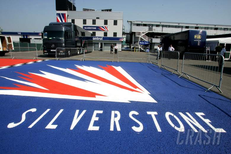 Silverstone GP Preparations British Grand Prix, Formula 1, Silverstone, England. 8-11 June 2006