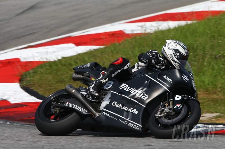 Avintia's seamless Ducati gearbox...