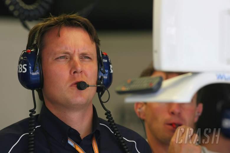 09.06.2006 Silverstone, England, Sam Michael (AUS), WilliamsF1 Team, Technical director - Formula 1