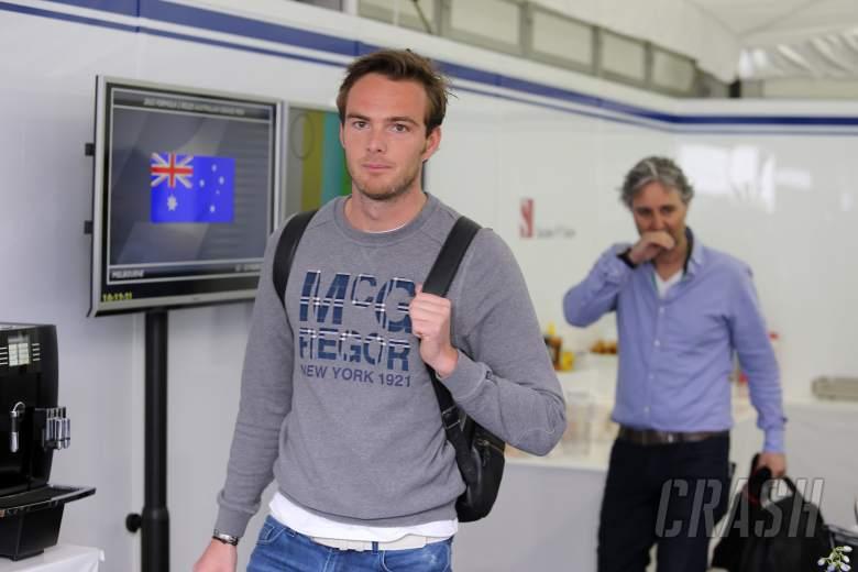 van der Garde reaches agreement, takes parting shot at Sauber