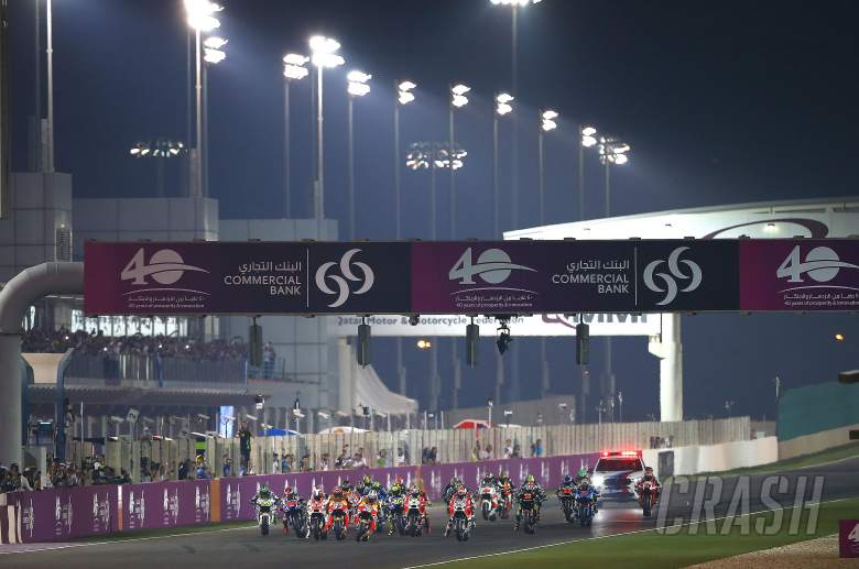 VIDEO: Qatar MotoGP in history