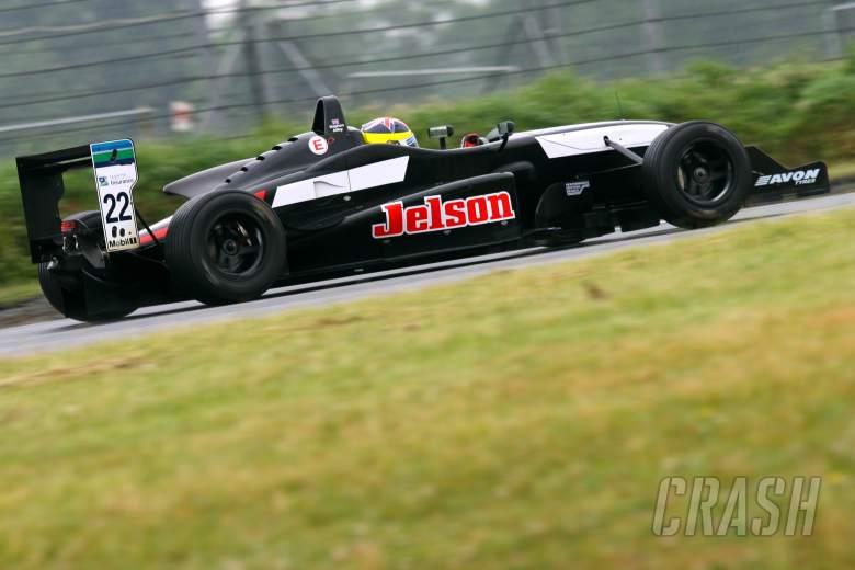 Stephen Jelley (GB), Double R Dallara Mercedes