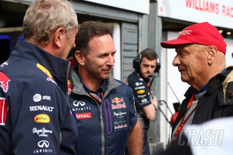 Lauda: Mateschitz doesn't like Mercedes...