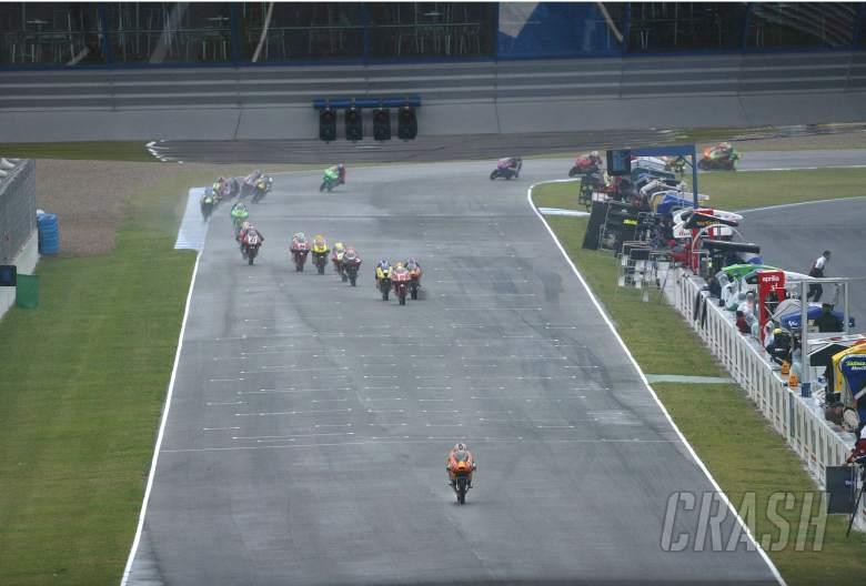 Stoner, Spanish 125GP, 2004