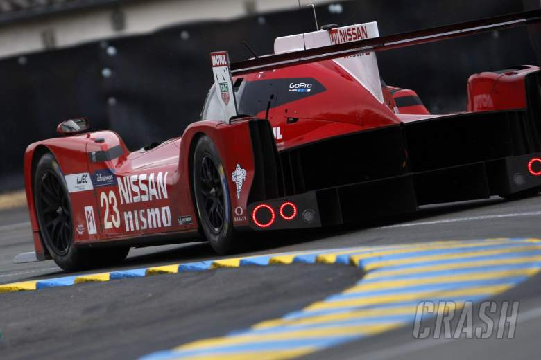 Nissan remains 'committed' despite Le Mans struggles