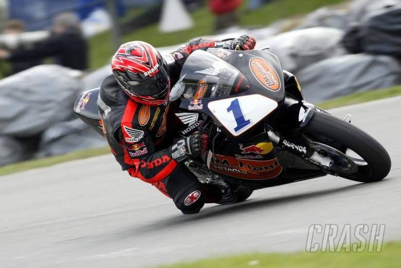 Karl Harris, HM Plant Honda CBR RR