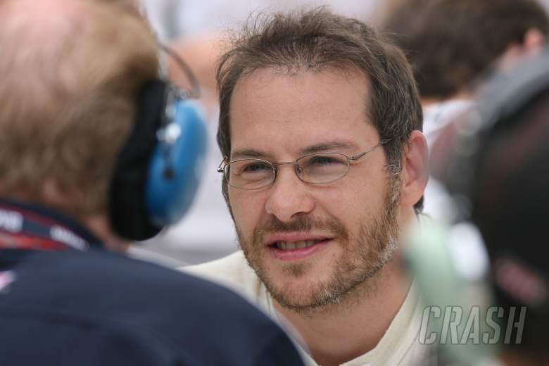 30.06.2006 Indianapolis, USA, Jacques Villeneuve (CDN), BMW Sauber F1 Team - Formula 1 World Champio