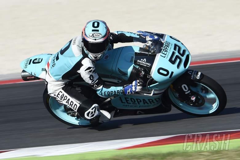 Danny Kent decides Moto2 with Leopard