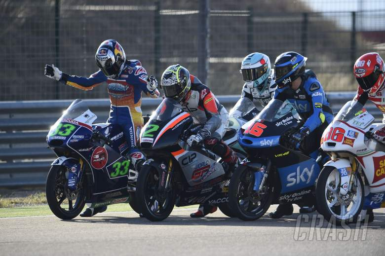 Peugeot enters Moto3 with RTG