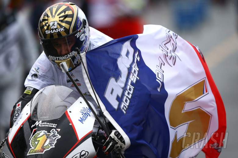 Moto2 Japan - Race Results