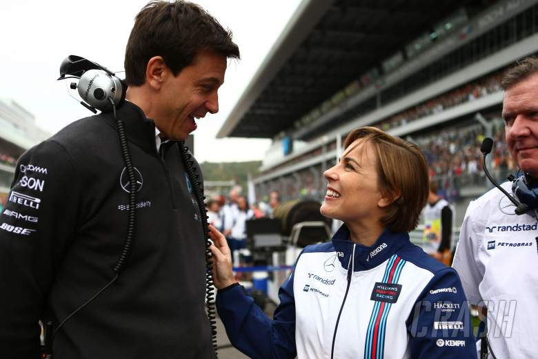 """Wolff: I had to """"cry"""" and """"beg"""" a lot for Bottas"""