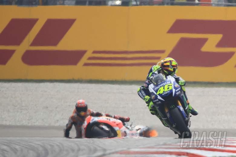 Honda, FIM won't release Rossi-Marquez clash data