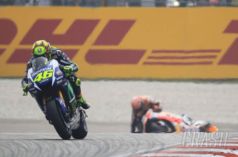 Rossi: Marquez made me lose the championship
