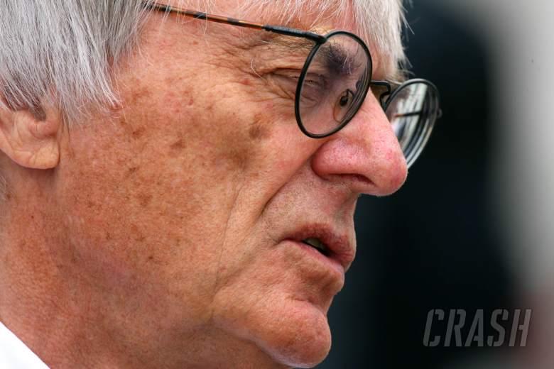 28.07.2006 Hockenheim, Germany, Bernie Ecclestone (GBR), CEO of Formula One Management (FOM) - For