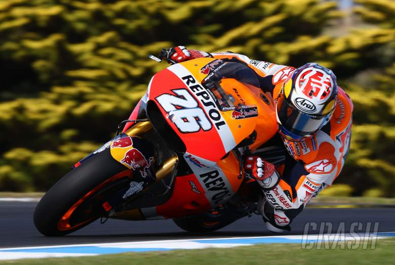 Red flag fall, Pedrosa 'understands things more clearly'