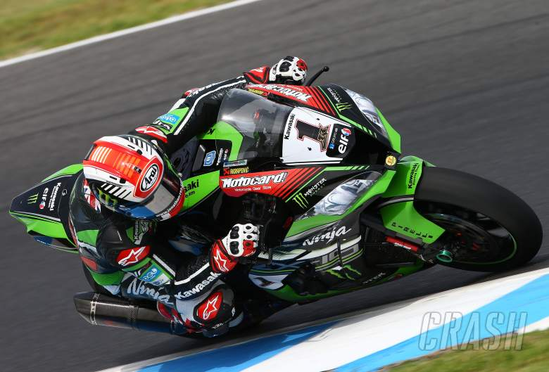 Rea: If we have to race tomorrow, no problem