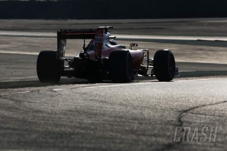 Barcelona - F1 Testing results [Thursday Final]