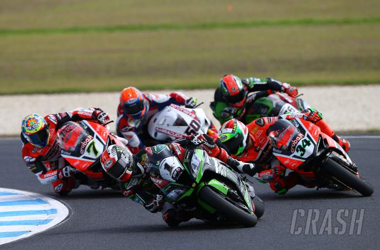 Rea takes motivation to keep rivals behind