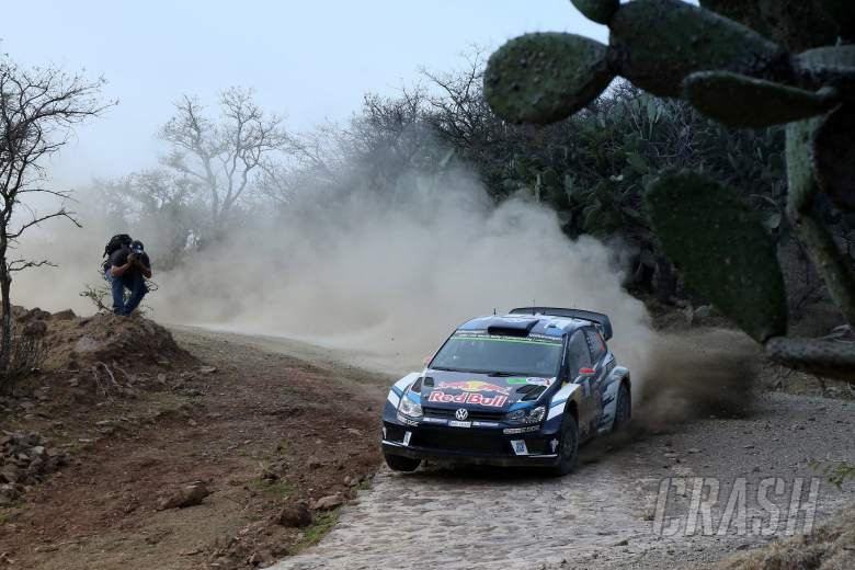 Path clears for Latvala to take early Mexico lead