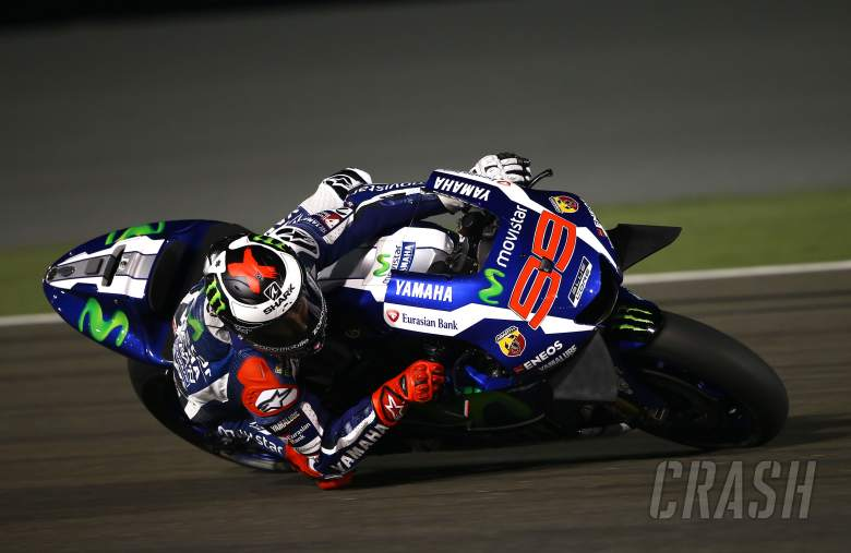 Qatar MotoGP test times - Friday (Final)