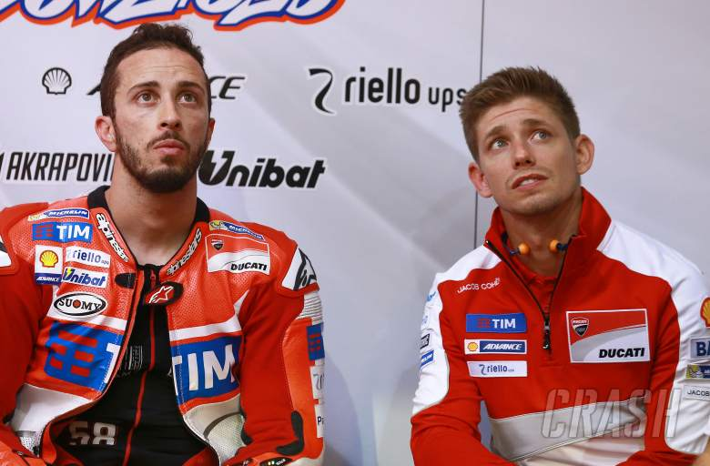 Dovizioso not surprised by Stoner decision