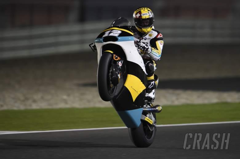Qatar Moto2 test times - Saturday