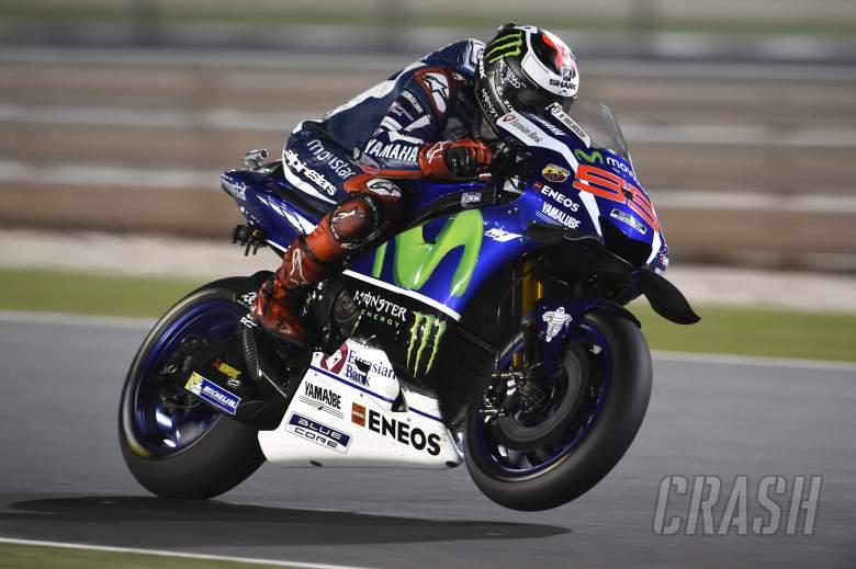 MotoGP Qatar - Full Qualifying Results