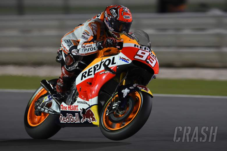Why Marquez stopped trying to be smooth